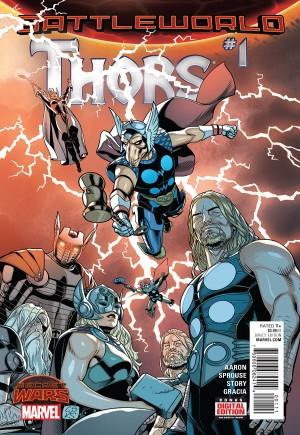 Thors (2015-2016)#1A