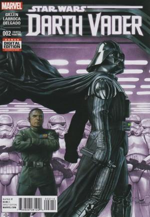 Star Wars: Darth Vader (2015-2016)#2F