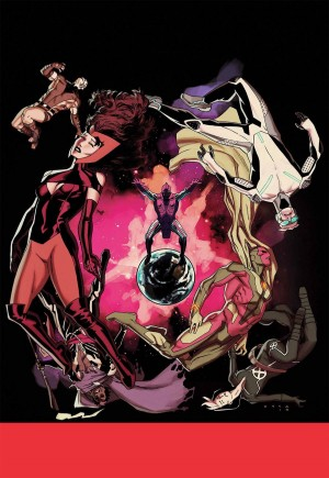 Uncanny Avengers (2015)#5A