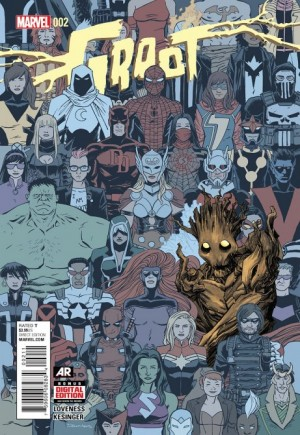 Groot (2015-Present) #2A