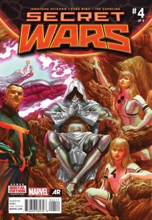 Secret Wars (2015-2016)#4A