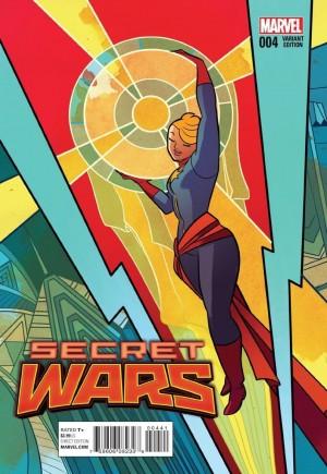Secret Wars (2015-2016)#4D