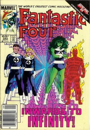 Fantastic Four (1961-1996)#282A