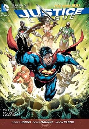 Justice League (2011-2016)#TP Vol 6