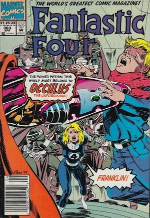 Fantastic Four (1961-1996)#363A