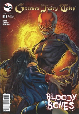 Grimm Fairy Tales (2005-2016)#112A