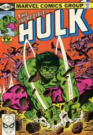 Incredible Hulk (1968-1999)#245B
