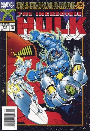 Incredible Hulk (1968-1999)#414A