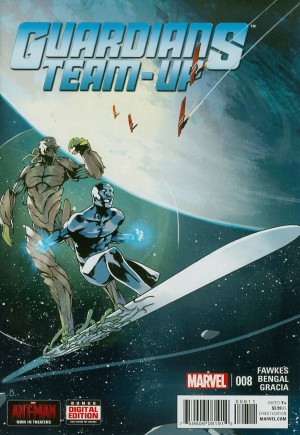 Guardians Team-Up (2015-Present) #8