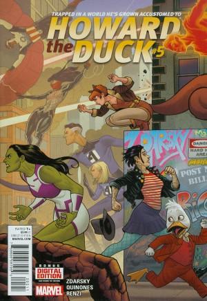 Howard the Duck (2015)#5A