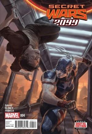 Secret Wars 2099 (2015)#4