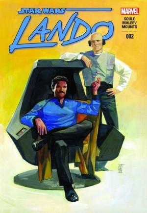 Star Wars: Lando (2015-Present)#2