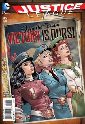Justice League (2011-2016)#43B