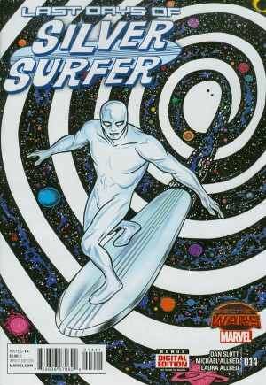 Silver Surfer (2014-2016) #14