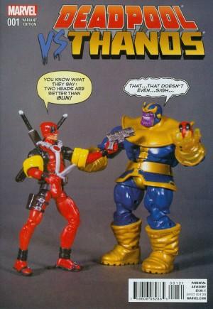 Deadpool vs Thanos#1C