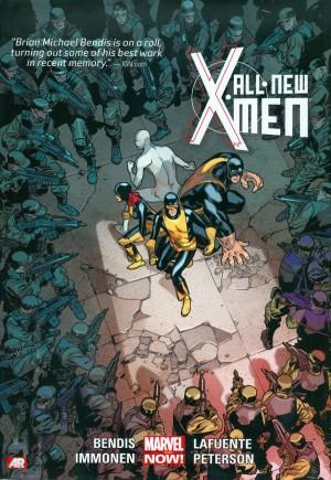 All-New X-Men: Deluxe Edition (2014-Present)#HC Vol 2