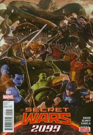 Secret Wars 2099 (2015)#5
