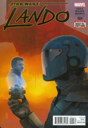 Star Wars: Lando (2015-Present)#4