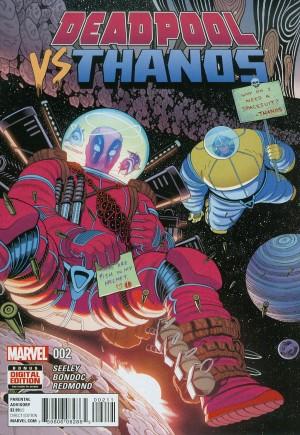 Deadpool vs Thanos#2A
