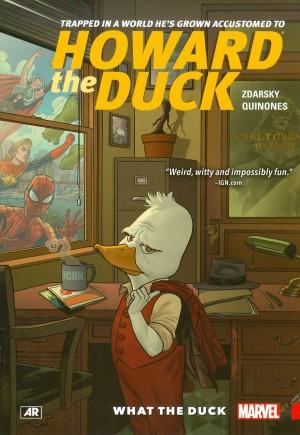 Howard the Duck (2015)#TP Vol 0