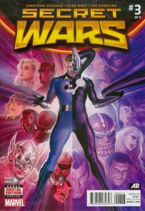Secret Wars (2015-2016)#3J