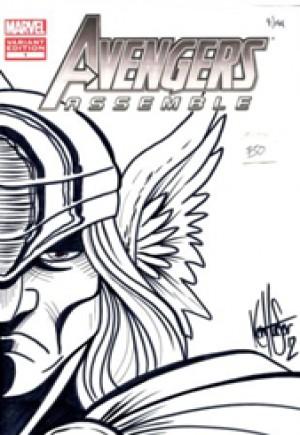 Avengers Assemble (2012-2014)#1K
