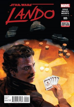 Star Wars: Lando (2015-Present)#5A