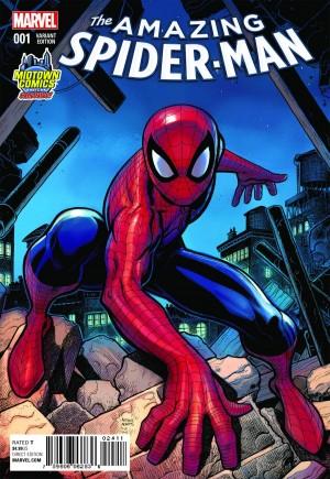 Amazing Spider-Man (2015-2017)#1B