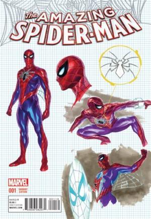 Amazing Spider-Man (2015-2017)#1G