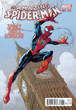 Amazing Spider-Man (2015-2017)#1H