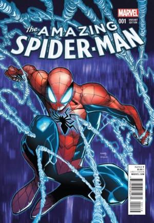 Amazing Spider-Man (2015-2017)#1L