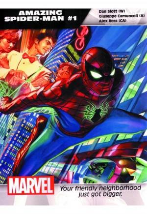Amazing Spider-Man (2015-2017)#1N
