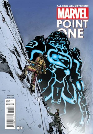 All-New All-Different Marvel Point One#1D