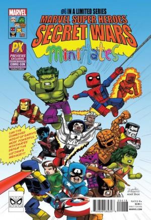 Secret Wars (2015-2016)#4K
