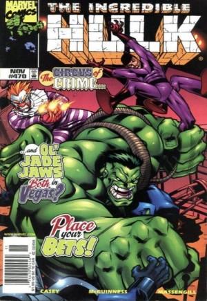 Incredible Hulk (1968-1999)#470A