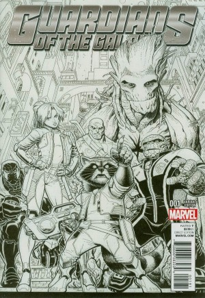 Guardians of the Galaxy (2015-2017)#1J