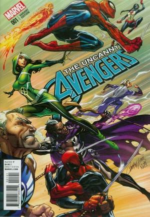 Uncanny Avengers (2015-Present)#1F
