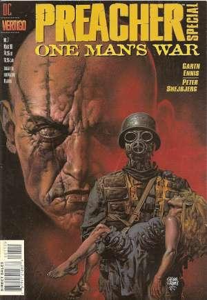 Preacher Special: One Man's War#1