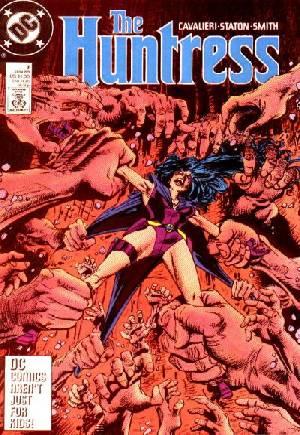 Huntress (1989-1990)#3