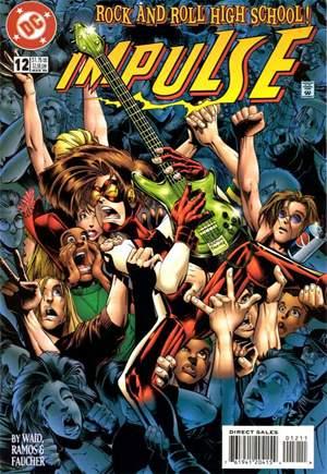 Impulse (1995-2002)#12