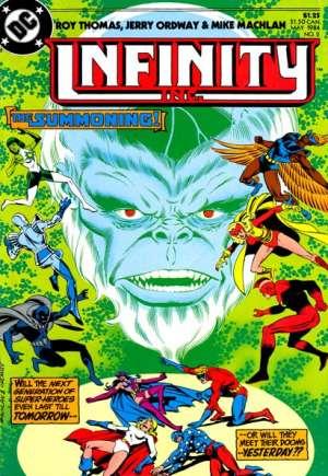 Infinity Inc. (1984-1988)#2