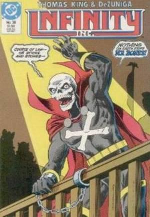 Infinity Inc. (1984-1988)#38