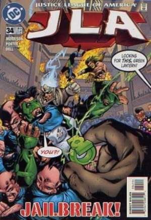 JLA (1997-2006)#34