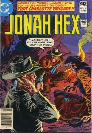 Jonah Hex (1977-1985)#35