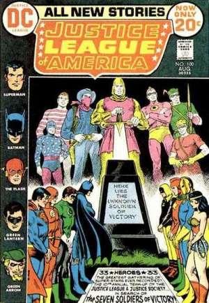 Justice League of America (1960-1987)#100