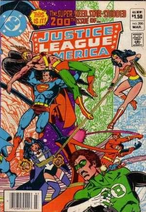 Justice League of America (1960-1987)#200