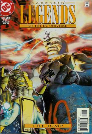 Legends of the DC Universe (1998-2001)#24