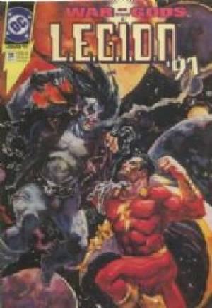 L.E.G.I.O.N. (1989-1995)#31
