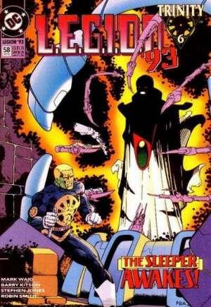 L.E.G.I.O.N. (1989-1995)#58