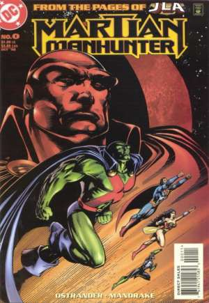 Martian Manhunter (1998-2001)#0